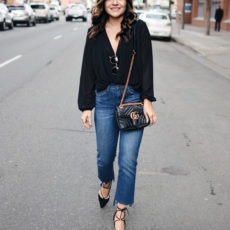WEEKEND  DENIM   OUTFIT