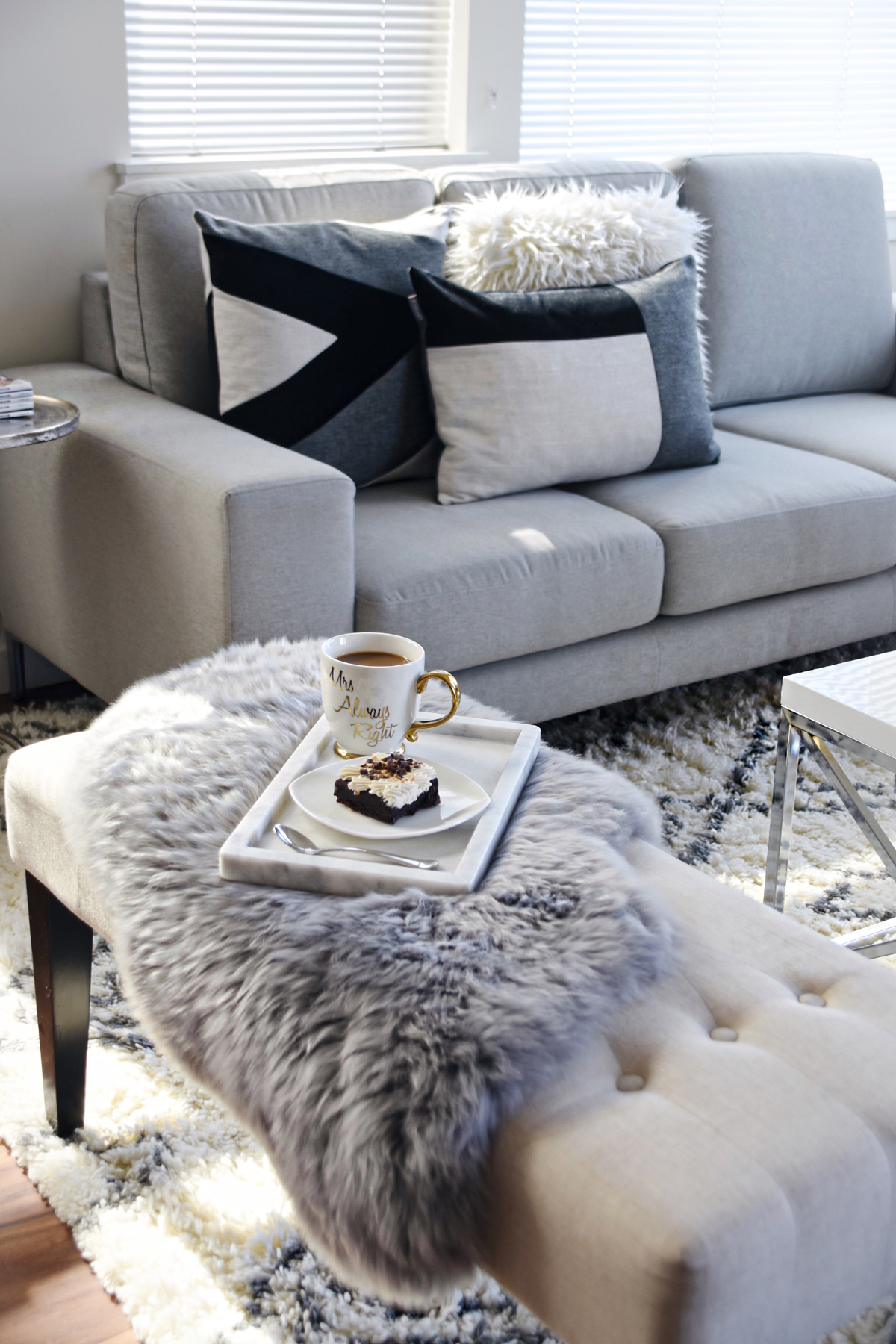 Contemporary Home Decor With Article Home Chic Talk Chic Talk