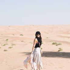 EXPLORING DUBAI WITH NUDEWEAR