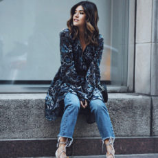 STYLING DRESSES WITH JEANS
